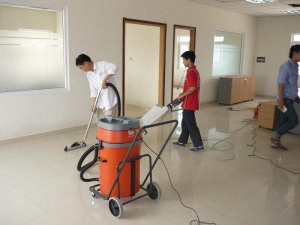 Thuê lau dọn vệ sinh định kỳ tại Hà Tĩnh