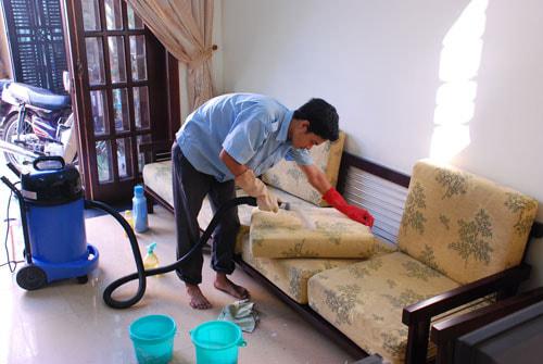 lau dọn vệ sinh nhà vào dịp tết tại hà tĩnh